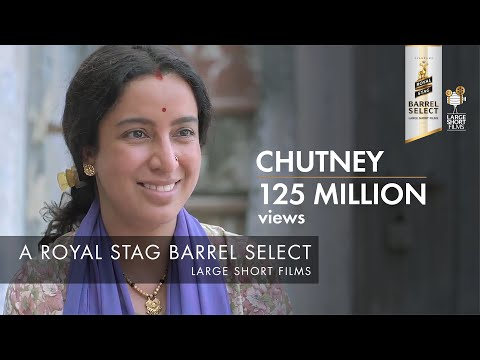 Xxx Mp4 Chutney Tisca Chopra Royal Stag Barrel Select Large Short Films 3gp Sex