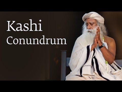 Kashi Conundrum - Prasoon Joshi with Sadhguru