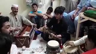 shahid rababi new 2018 ghazal  pushto ghazal || tang takor || rabab mange