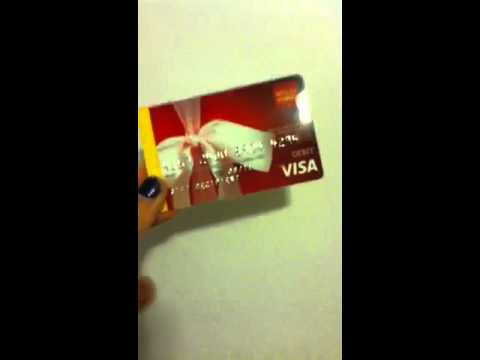How do I use a visa gift card on amazon?