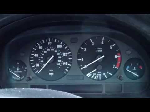 How To Test Dash Cluster E39 BMW