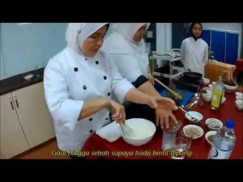 Cooking Demo (Ramadhan 2016) Kuih Talam Berlauk