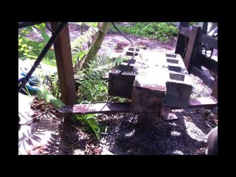 Hurricane Irma Tampa FLORIDA 9-9-2017 GreenPowerScience