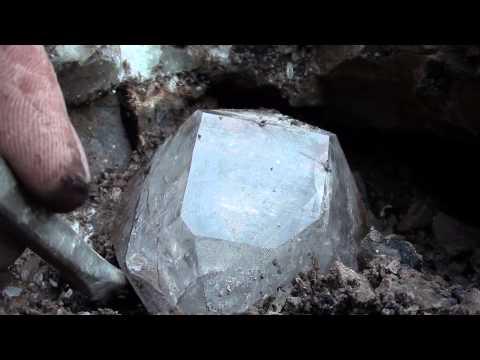 Big Ol' Perty Herkimer Diamond Quartz Crystal