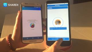 [shareit Tutorial] How To Transfer Files From Android To Windowsphone?