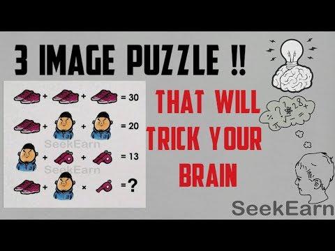 #36 [HINDI] | 3 Image Puzzles to Test your Brain | Rapid Mind Test in Hindi SeekEarn