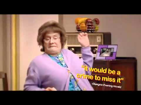 Mrs. Brown Canada Tickets Now On Sale .flv