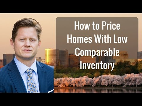 Ask the Agent: How to Price a House with Limited Comparables
