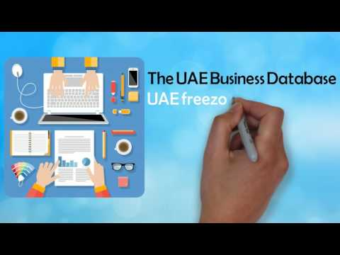 The UAE Business Database from Mailbanger