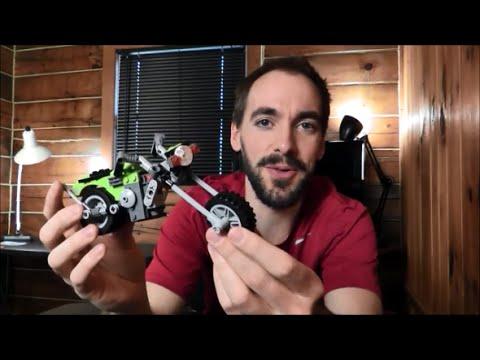 LEGO Chopper from Creator 31018