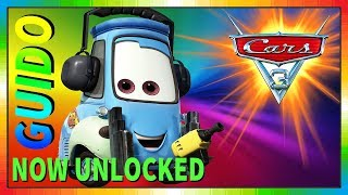Cars 3 Driven to Win - gameplay - Guido