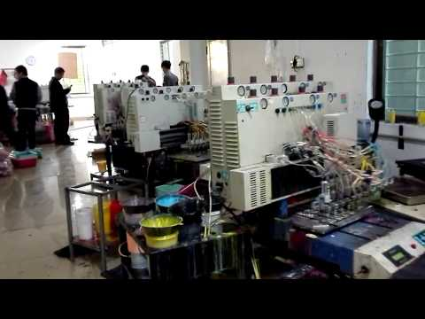 RUBBER CLOTHING LABELS making machine