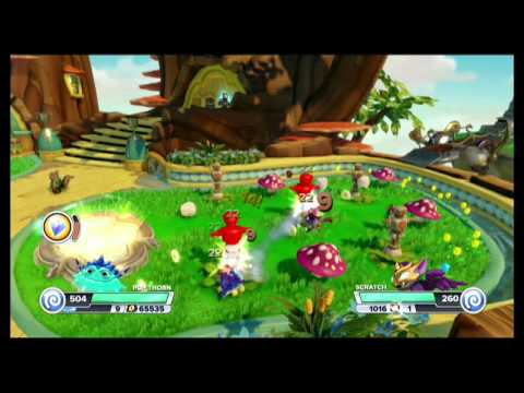 Skylanders SWAP Force  Easy Money Trick