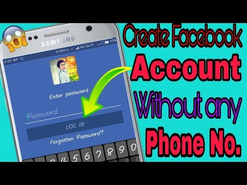 FB ID khole bina phone number or Gmail ke/How to Create Facebook ID without Gmail & phone number.