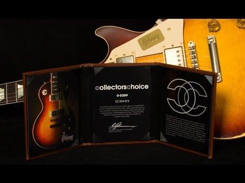 Gibson Custom Shop Collector's Choice #7 1960 Les Paul