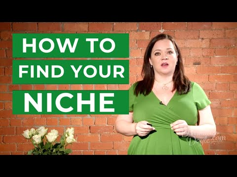 Finding Your Market Niche