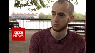 Life as a male sex worker in Britain - BBC News