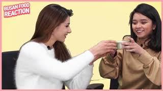 Download BUSAN FOOD REACTIONS part.1 / Dongnae Pajeon, Choryang Bulbaek Video