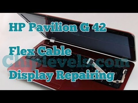 Flex Screen cable Repairing for HP Pavillion G 42
