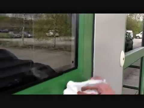 How to get rid of mist from a failed double glazed unit moisture mist