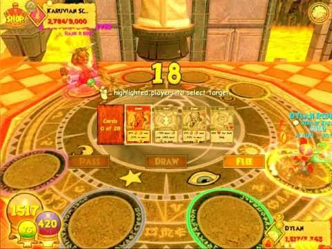 Wizard101 Level 58 Fire Spell Efreet