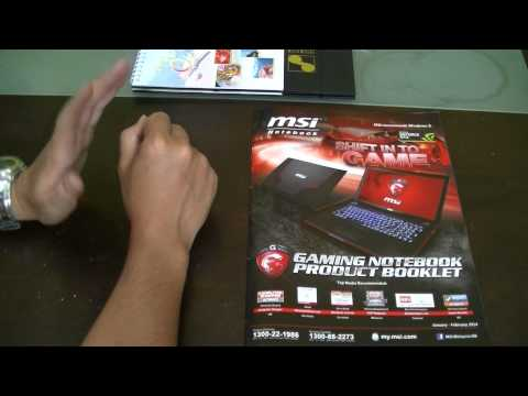 MSI Laptop Brochure December 2013, Thoughts, P1