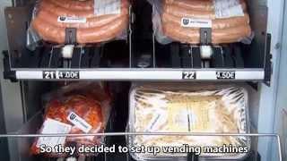 10 Weird Vending Machines