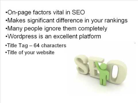 Why On Page SEO Is Vital For Traffic by SEO Hero - https://www.seohero.nu