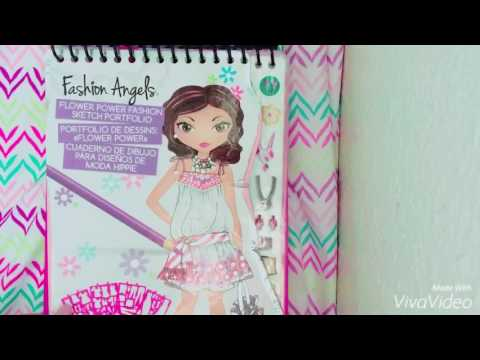 Fashion Angels Design Book By ItzWendy