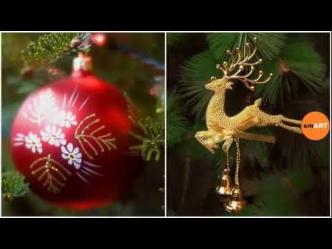 Christmas Tree Crafts - Christmas Tree Decorating