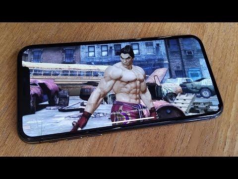 Tekken Iphone X Gameplay / Walkthrough Part 2 - Fliptroniks.com
