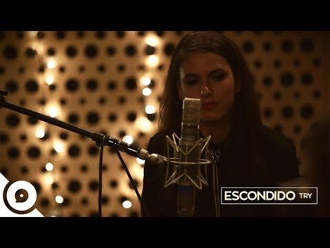 Escondido - Try | OurVinyl Sessions
