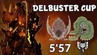 ┌MH4U┘ G3☆ - The Sky is Falling || Molten Tigrex - 4'38 [Charge