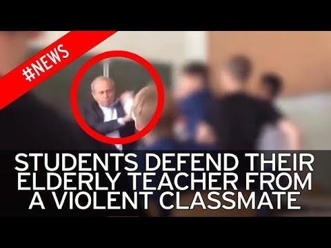 School Violence from a teachers Standpoint Video
