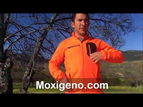 Adidas Terrex Cocona fleece:  Forro polar para deportes montaña. Análisis por Kaikuland