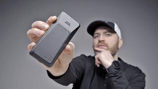 The Most Minimalist Phone