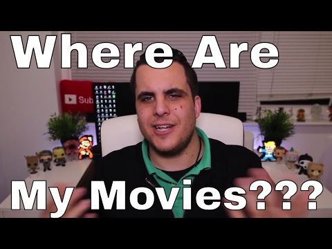 Where Are My Movies???