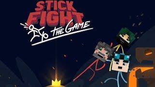 Stick Fight W/ Dantdm, Thnxcya!! | Fan Choice Friday