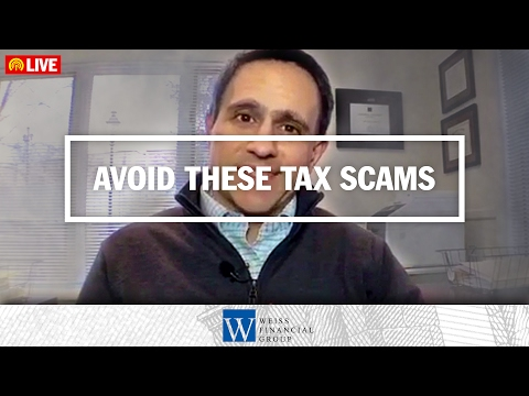 Tax Scams & Identity Theft - How to Avoid Becoming a Victim