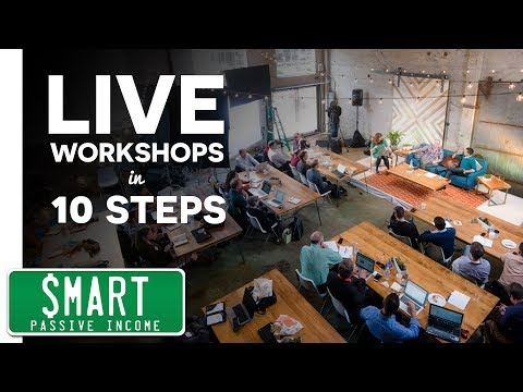 How to Create & Host a Live Workshop or Event (in 10 Steps)