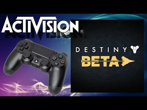 Gameplay - Destiny Beta #07 - PS4 (German/Deutsch)