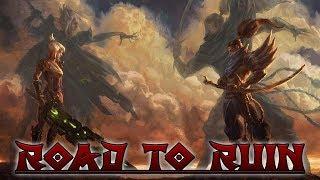 Road to Ruin (Yasuo & Riven Lore)