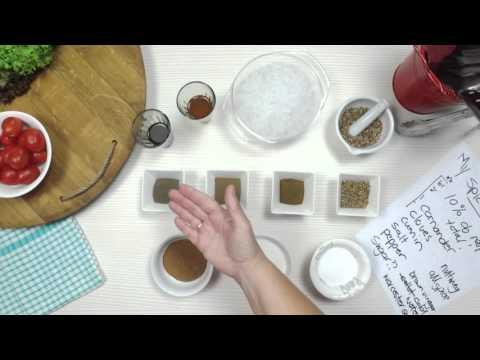 Step 2 - Prepping ingredients