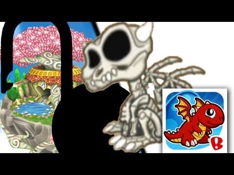 DragonVale Breeding Unlock: Bone Dragon