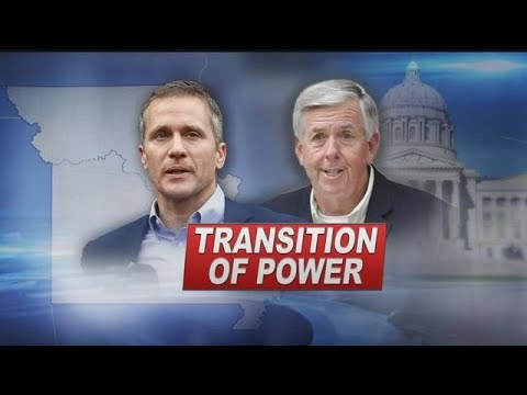 As Parsons becomes top Missouri official, Greitens pardon becomes possible