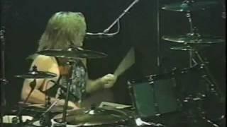 Bump Ahead tour, live in Tokyo, 1993  What