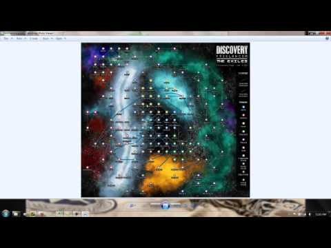 Freelancer Discovery mod 4.86 tutorial editing InI files