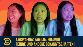Familie, Freunde, Feinde | Awkwafina is Nora from Queens | Comedy Central Deutschland