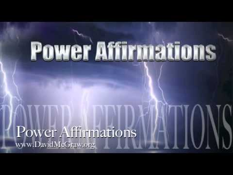 Power Affirmations – Over 500 Powerful Affirmations For Success, Confidence & Wealth!