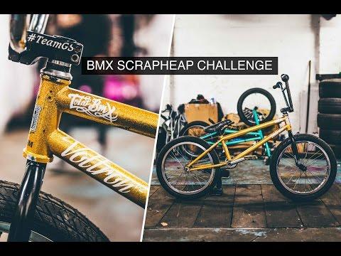 BMX SCRAPHEAP CHALLENGE